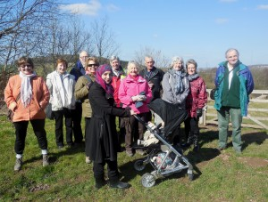 Cafe Day walk 20th March